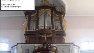 Michael Henkel: 48 Orgelstücke op. 96 - Teil 3