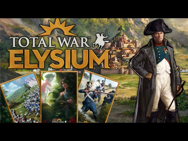 Total War: Elysium (видео)