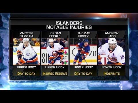 NHL Now:  Islanders get hot:  Burke discusses the Islanders` last eight games  Jan 3,  2019