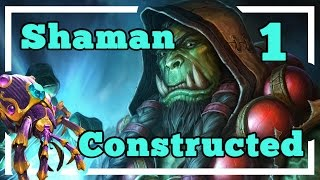 Hearthstone: Savjz loves Scarabs (Shaman Constructed #1)