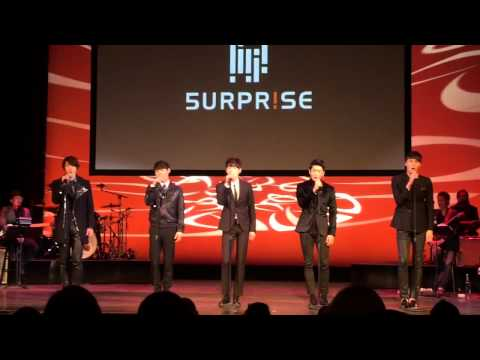 5URPRISE - From My Heart | DramaFever Awards 2015