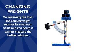 Concept of counterweight using letter balance model (Assessment)