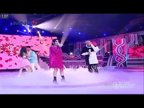 Ayu Ting Ting Feat Husein Idol Aku Dan Dirimu At Fair And Lovely 2in1 Concert