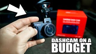 FINALLY!! A Good Cheap Dashcam...