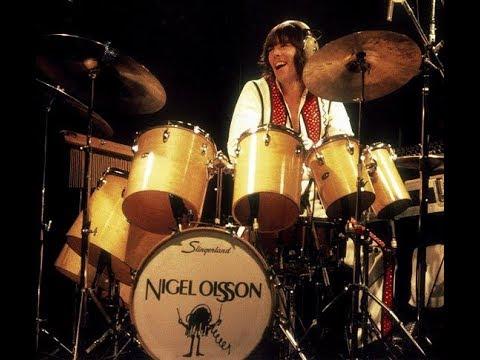 Elton John High Flying Bird 1972 A Hvyhitr Live Drum