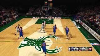 CRANK DAT!! - 1080p 60fps NBA 2k15 MyGM Milwaukee Bucks #7