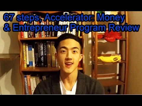 Review of Tai Lopez Accelerator: Money, Entrepreneurship, and 67 steps programs