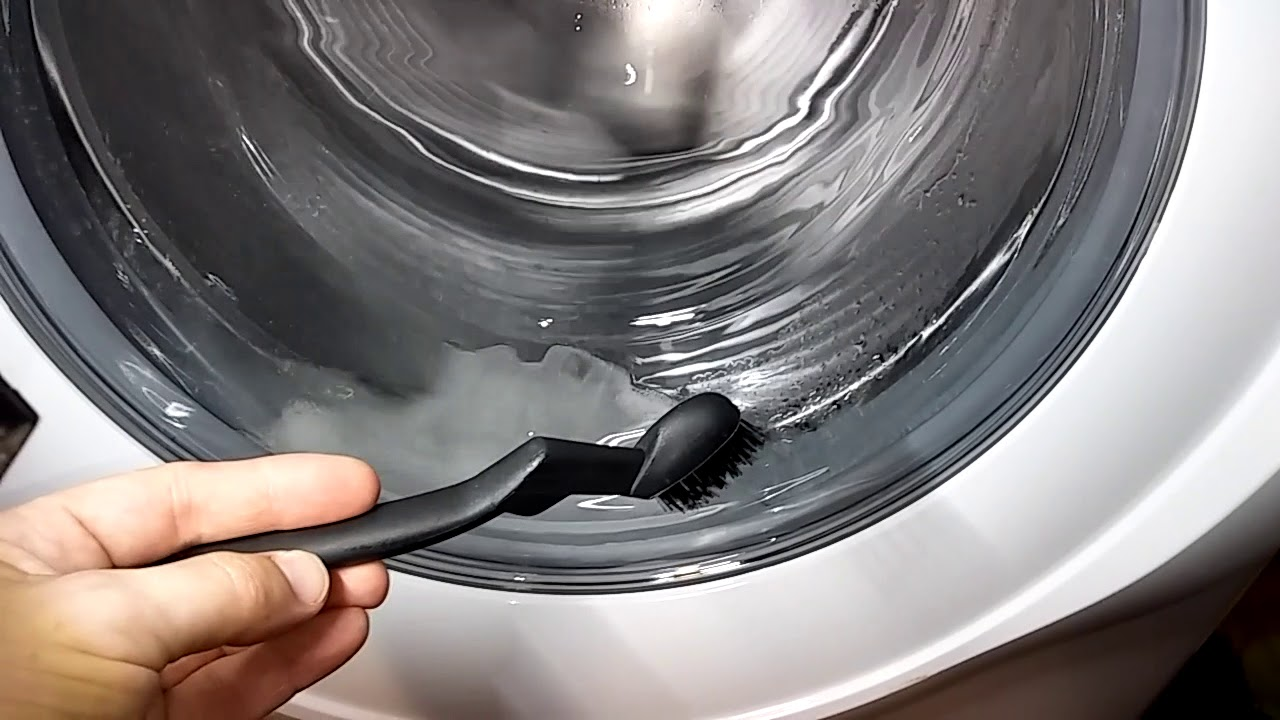 Samsung Self Clean Front Load Washer Washing Machine Cleaning Mode
