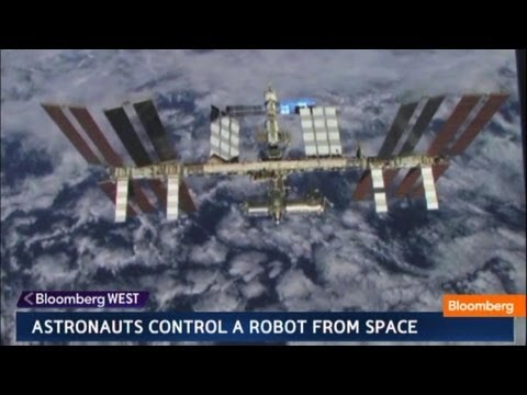 Remote Control Robots Take Directives From Space