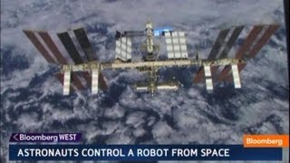 Remote Control Robots Take Directives From Space  7/26/13