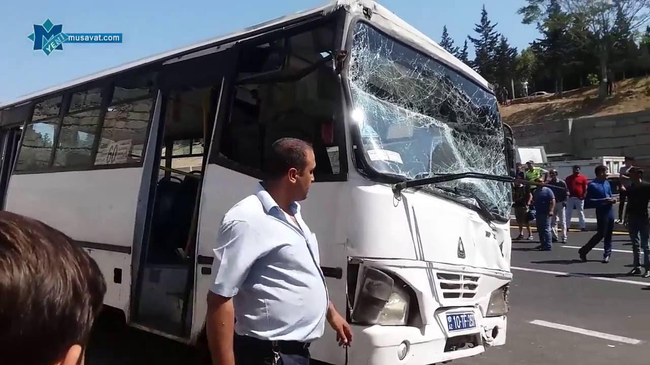 Авария автобуса в которой ЧУДОМ удалось избежать жертв