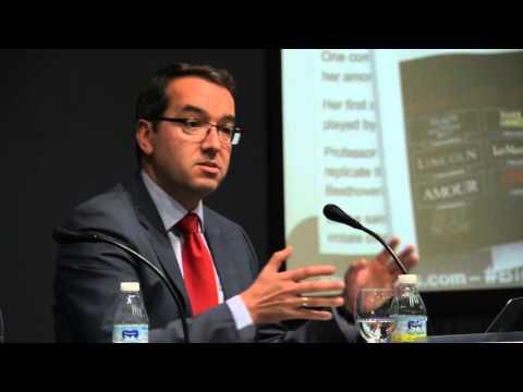 Conferencia: 'Nuevas oportunidades profesionales surgidas del Big Data'