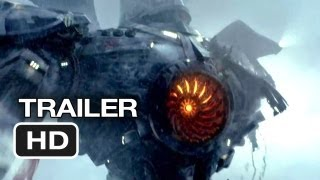 Pacific Rim TRAILER 1 (2013) - Guillermo del Toro Movie HD
