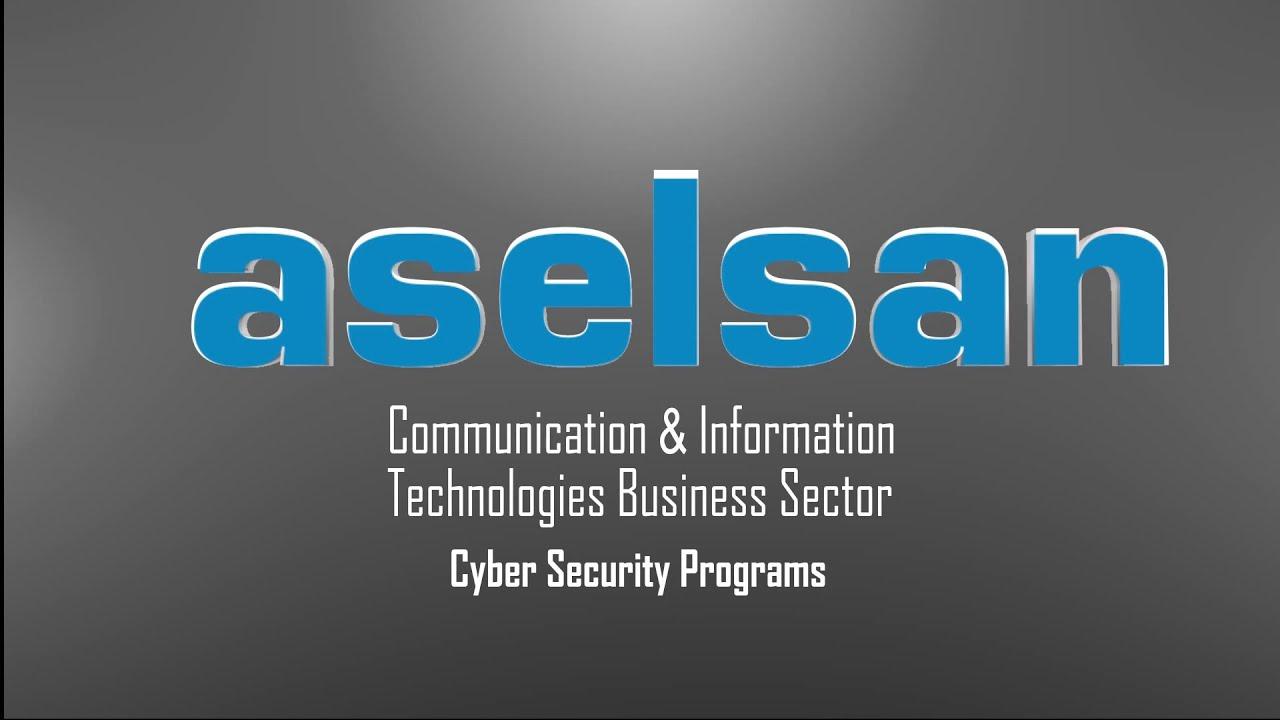 Aselsan Siber Venlik Programlar - Cyber Security