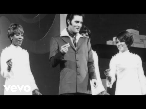 Elvis Presley – The Making Of Where No One Stands Alone