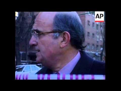 SPAIN: MADRID: CAR BOMB EXPLOSIONS