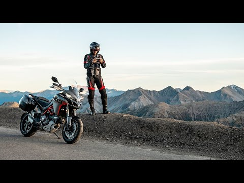 New Multistrada 1260 S Grand Tour: Destination everywhere