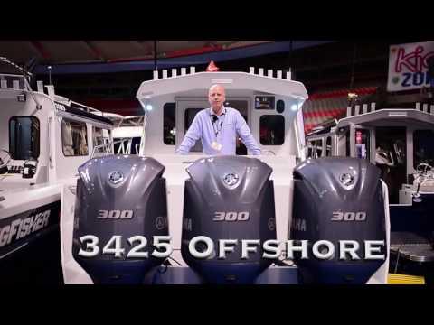 KingFisher Boats Global Reveal