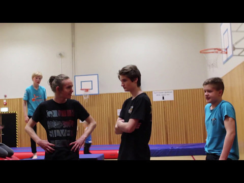 Bryne - Parkour & Freerunning