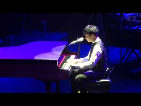 160221 JJ Lin - Love U U @ Shrine Auditorium in LA - By Your Side