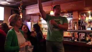 2014.11.08 - Southport Avenue Pub Crawl Raffle Drawing