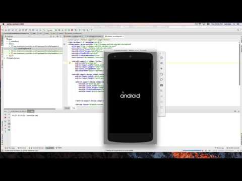 Scrolling view with sticky header explained - YouTube