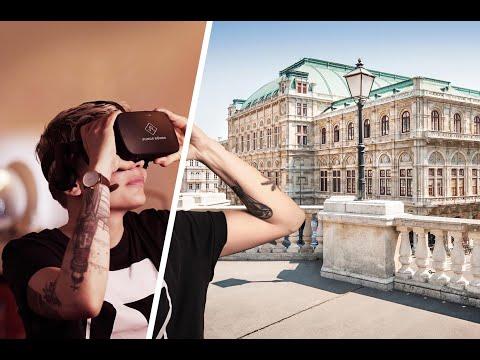 """Wiener Staatsoper VR """"Beyond the Scenes"""" – 360 Video"""