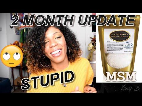 I Did Something Stupid || MSM 2 MONTH UPDATE