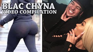 vuclip BLAC CHYNA Booty Compilation