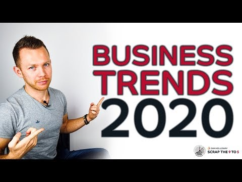 Business Trends 2020 Entrepreneur Trends We Need To Watch