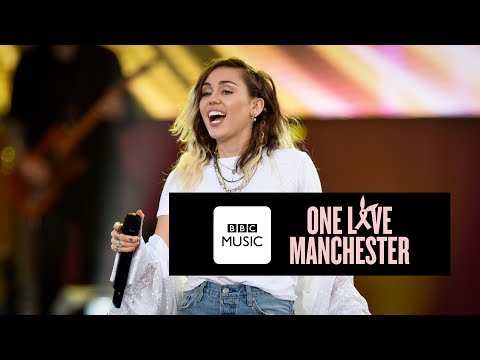 Thumbnail: Miley Cyrus - Inspired (One Love Manchester)