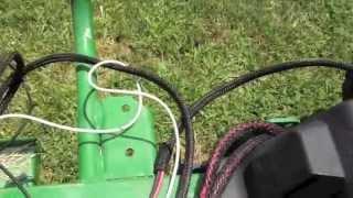 John Deere Gator TS Lift Switch Installation