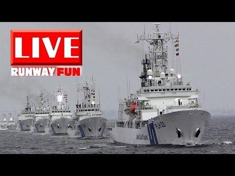 [LIVE]海上保安庁観閲式・総合訓練2018 Japan Coast Guard