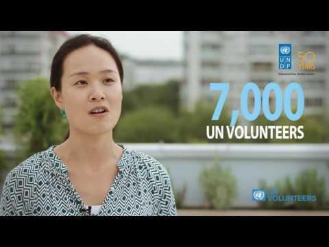 UNV - Let's volunteer!