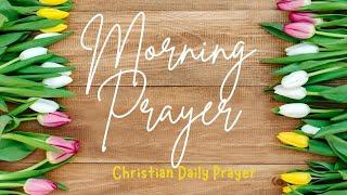 Morning Prayer : Beḟore you start your day- Christian Morning Prayer:- Complete Surrender