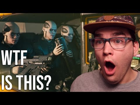 CYBERPUNK 2077 REACTION! THEY BLEW MY MIND!!