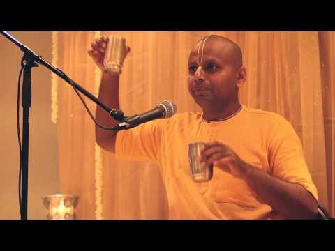 Gaur Gopal Prabhu – The Cup of Life