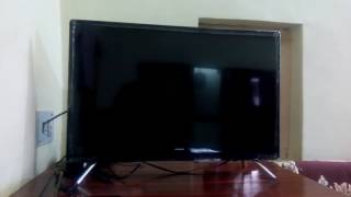 Samsung k4300 smart led tv by....Kumar battal