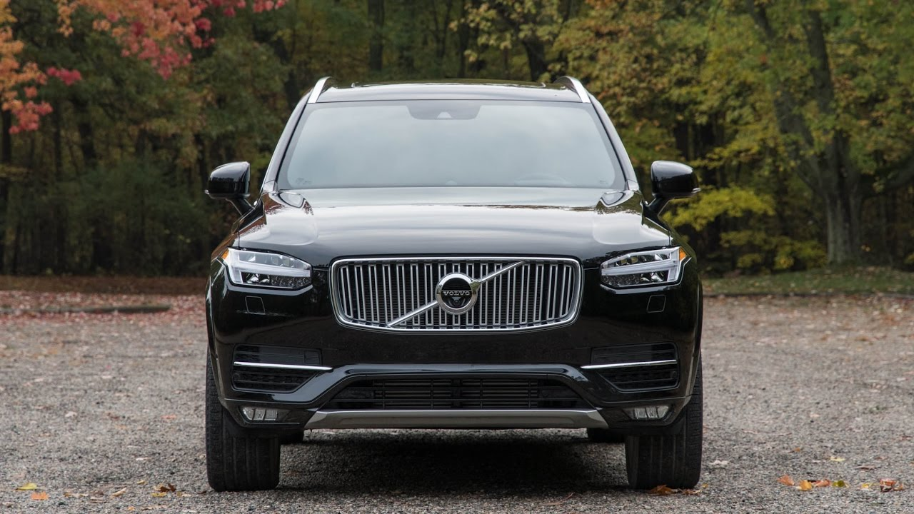 2017 volvo xc90 review youtube. Black Bedroom Furniture Sets. Home Design Ideas