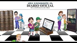 Una excursión al Diario Oficial de la República de Chile
