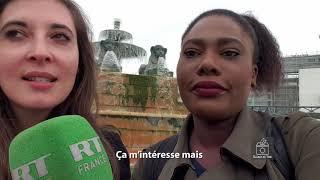 Bulletin de vote avec Lilaafa Amouzou - Eva