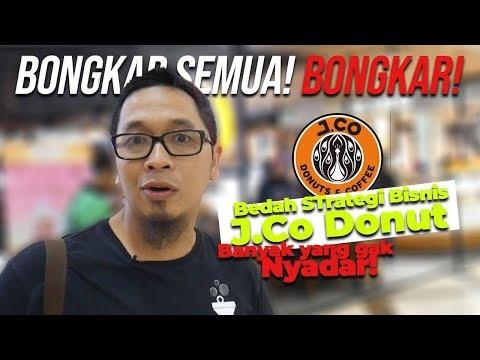 Bedah! Strategi Bisnis Jco Donuts Meningkatkan Omset Penjualan