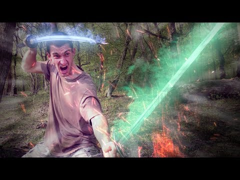 Sword Art Online Skills In REAL LIFE (Starburst Stream, Enhance Armament, Vorpal Strike...)