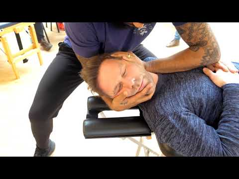 Chiropractic Artistry Flow in Hamburg, Germany w/ Dr. Brett Jones
