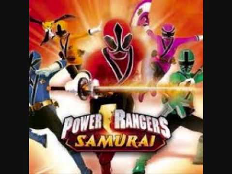 Power Rangers Samurai - Theme Song