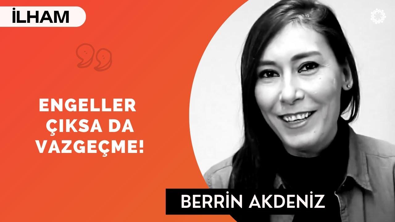 Engeller Çıksa Da Vazgeçme! - (Mağaza Müdürü) - Berrin Akdeniz