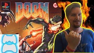 ALL THE DOOMS!   Doom on PS1 stream part 2 (24/09/2017)