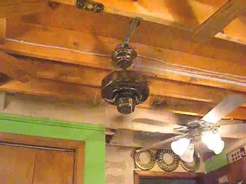 Smc Park Avenue Ii Ceiling Fan Youtube