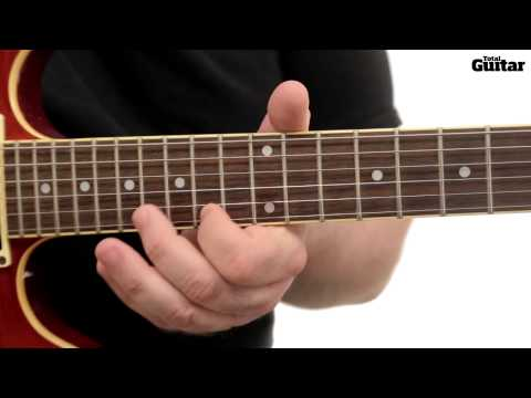 Guitar Lesson: Learn how to play Avenged Sevenfold - Hail To The King - Intro (TG245)