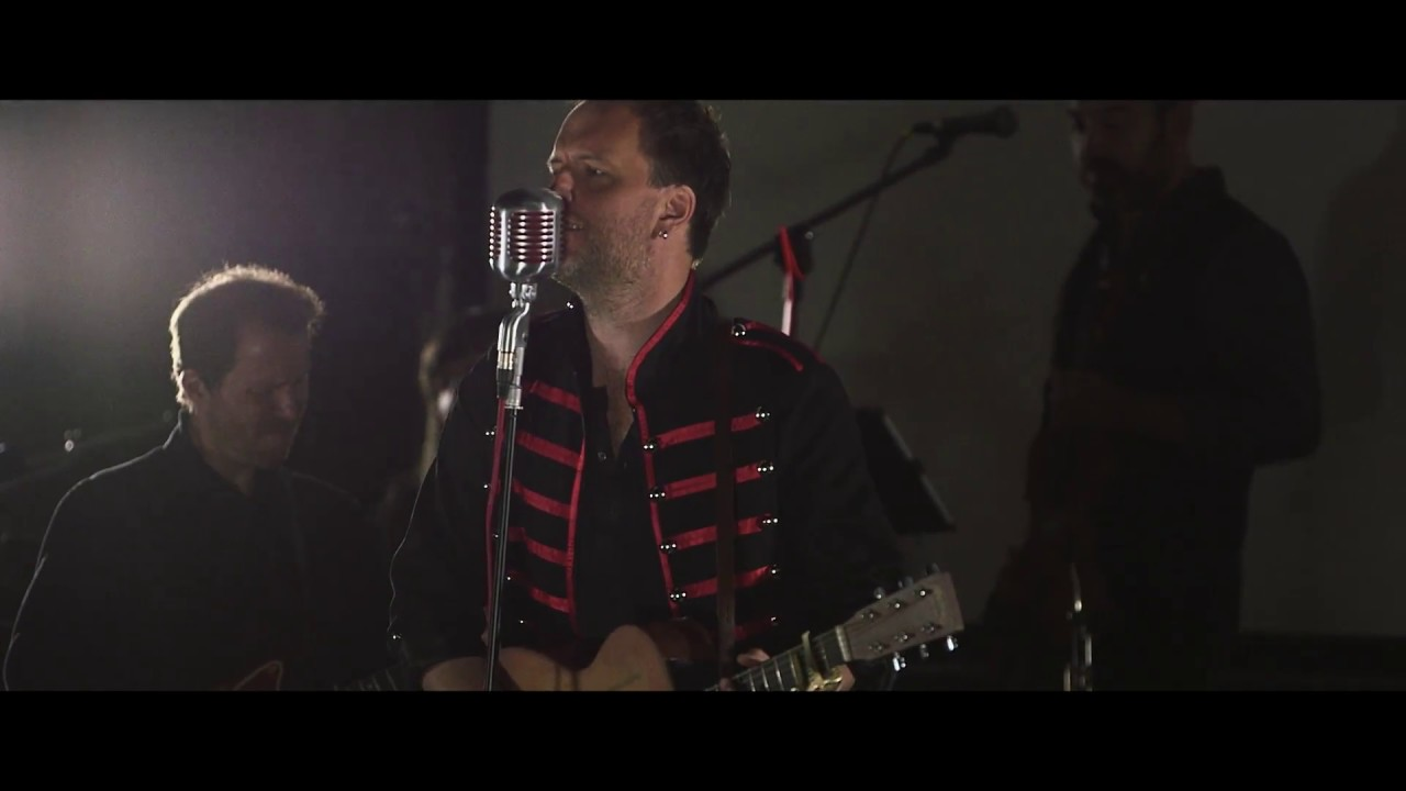 Jon Boden - Bee Sting LIVE Hudson Session